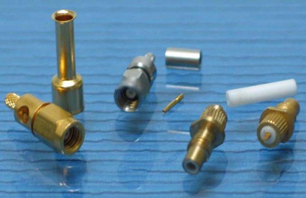 conector coaxial SMC ALFA'R