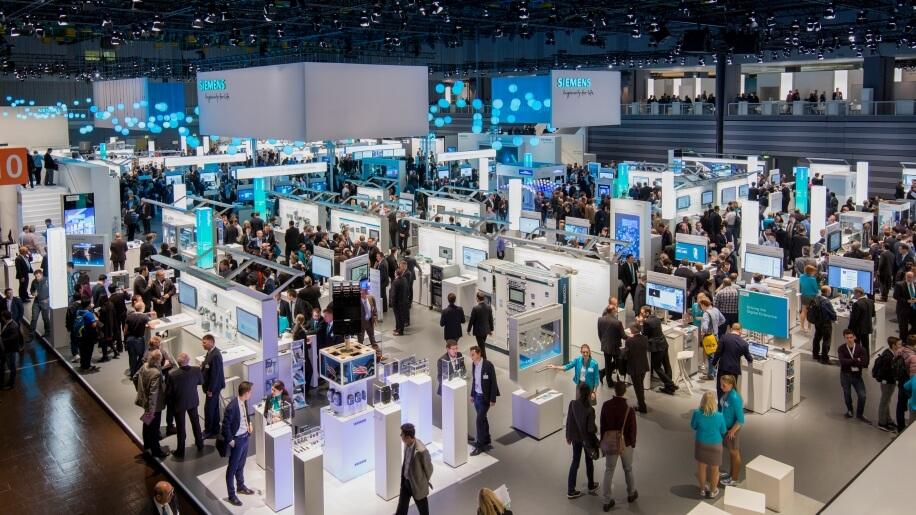 Feria automatización y componentes electrónicos