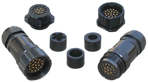 Conectores industriales Socapex
