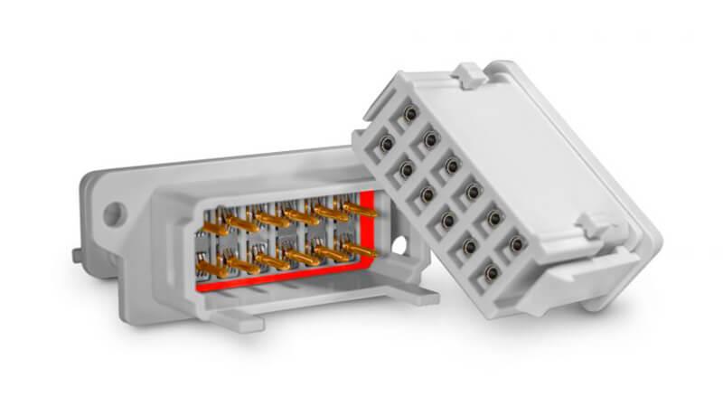 conectores hypertac modelo REP