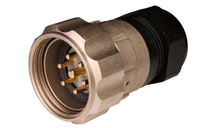 conector circular de alfar conectores