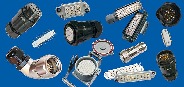 conectores multiconectores industriales