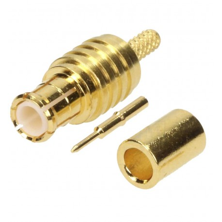 Los conectores coaxiales RF MCX