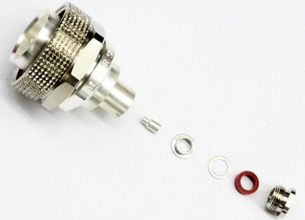 conectores coaxiales RF para la radiocomunicación