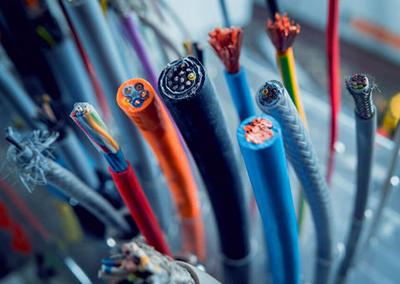 Cableado eléctrico industrial
