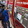 Conectores en las maquinas de vending de metros y trenes