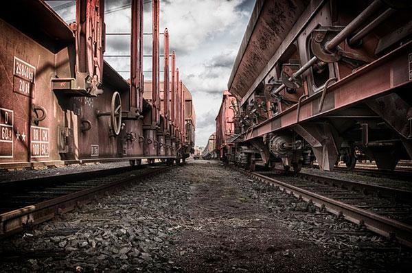 conectores y contactos para trenes de mercancía